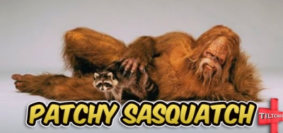 S10 EP 400 Patchy Sasquatch