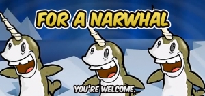 S09 354 For A Narwhal