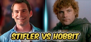 S10 387 Stifler vs A Hobbit